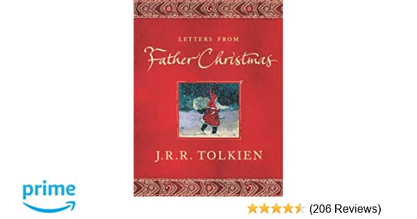 Letters from father christmas jrr tolkien 0046442512657 amazon letters from father christmas jrr tolkien 0046442512657 amazon books spiritdancerdesigns Gallery