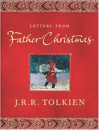 Image result for tolkien father christmas