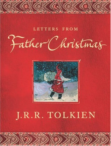 letters from father christmas jrr tolkien 0046442512657 amazoncom books - Father Christmas Letters