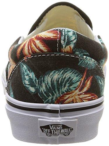 Vans Unisex Klassischer Slip-On (Metallic) Skateschuh Vintage Aloha