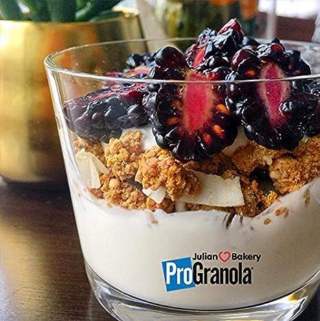 ProGranola 0.42 oz proteína cereal vainilla CINA (Paleo ...