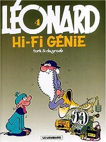 Léonard, tome 4 : Hi-Fi génie par de Groot