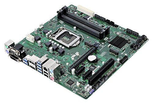 ASUS Motherboard, (PRIME Q270M-C/CSM) by Asus