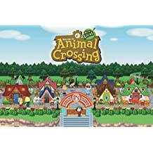Pyramid America Animal Crossing New Leaf Poster 18x12 inch