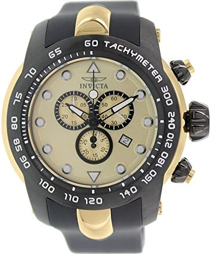 Invicta Men s 17811 Pro Diver Analog Display Swiss Quartz Black Watch