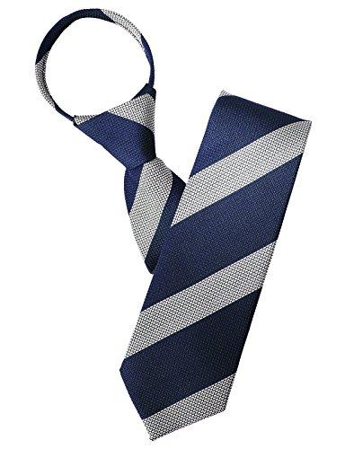 Zip Up Ties - 3