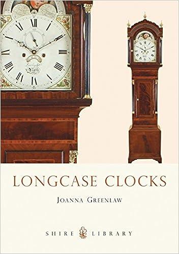 Dating English longcase klokker