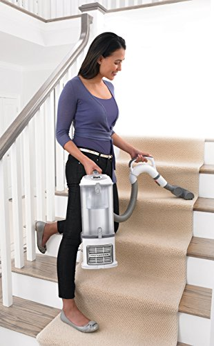 Shark Navigator Lift Away Professional Upright Vacuum, Silver