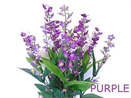 Of Bouquet Valley The Lily (Phoenix Silk Lily of Valley Bush Artificial Silk Flowers 20