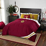 The Northwest Company Officially Licensed NCAA USC Trojans Full Bedding Set