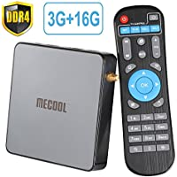 Mercu 2017 Newest (3G/16G) BB2 TV Box Amlogic S912 64 bit Octa core ARM Cortex-A53 Android 6.0 Set-Top Box WiFi BT 4.0 Player With Remote Controller