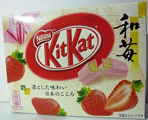 Nestle FS126 Kitkat Strawberry Wa Ichigo