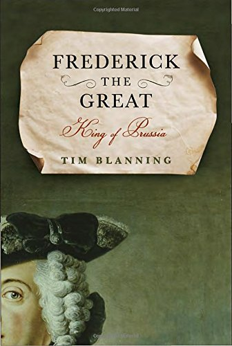 Frederick the Great: King of - King Prussia Of
