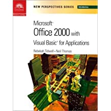 Microsoft Office 2000 with Visual Basic for Applications