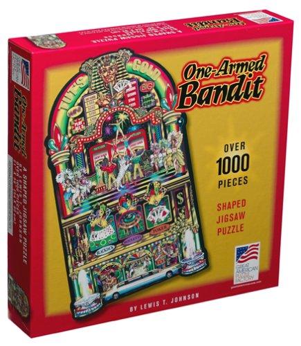 One-Arm Bandit 1000-Piece Puzzle ()