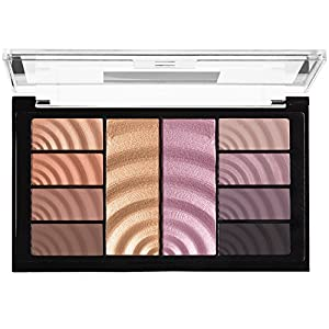 Maybelline Total Temptation Eyeshadow + Highlight Palette, 0.42 oz.