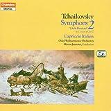 "Peter Ilyich Tchaikovsky: Symphony No.2 ""Little Russian""/Capriccio Italien"