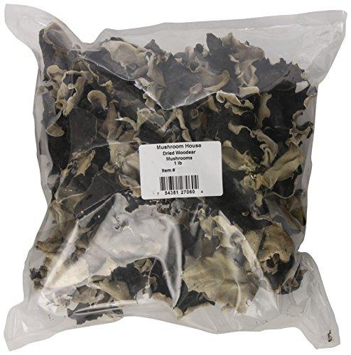 Mushroom House Dried Woodear Fungus product image