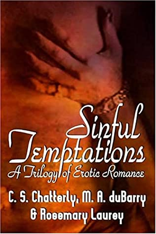 book cover of Sinful Temptations