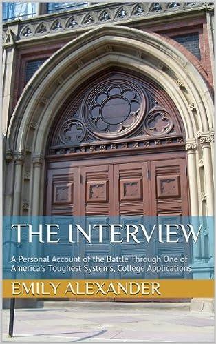 Descargas de libros gratis para kindle fireThe Interview B00HKRO3AE PDF