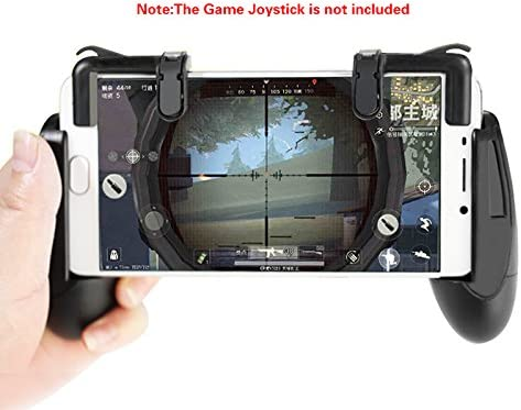 FANZHOU - Controlador de Juegos para teléfonos móviles con Mando a ...