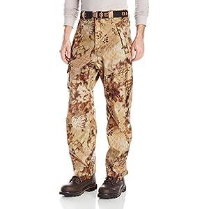 Grundens Gage Weather Watch Pants - Kryptek Highlander Camo - 3XL