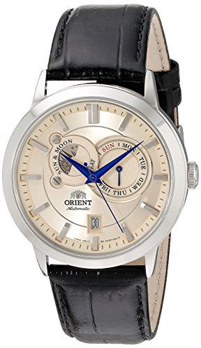(Orient Men's FET0P003W0 Analog Display Japanese Automatic Black)