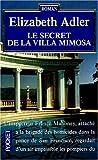le secret de la villa mimosa french edition