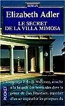 Le secret de la villa mimosa par Elizabeth