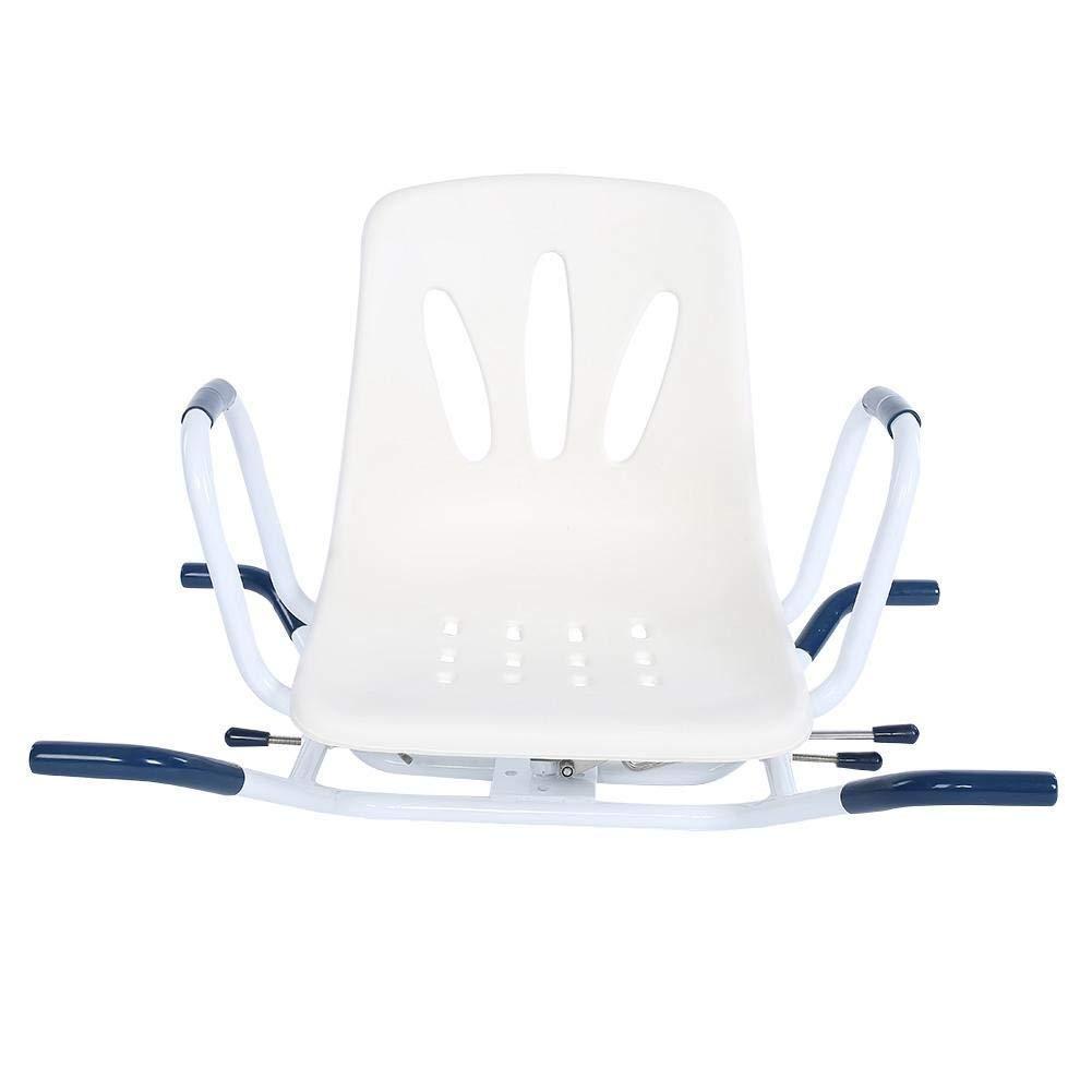 値段が激安 NEVY シャワーチェア回転バスシート NEVY、シャワースツールのための360度調節可能な回転椅子援助高齢者シャワー転送ベンチ B07Q9Z5P46 B07Q9Z5P46, 1stDogCafe:88a9b9cf --- arianechie.dominiotemporario.com