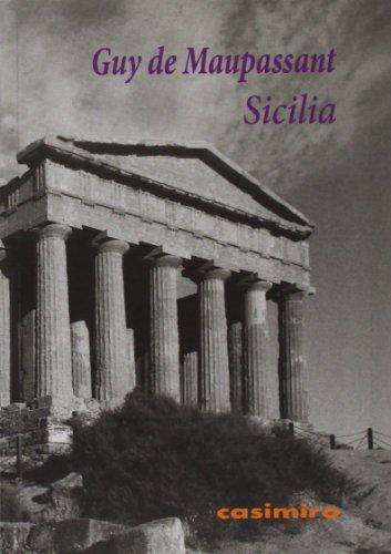 Descargar Libro Sicilia ) De Guy Guy De Maupassant
