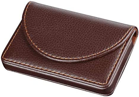 Amazon.com: Jagucho - Funda de piel para tarjetas de crédito ...