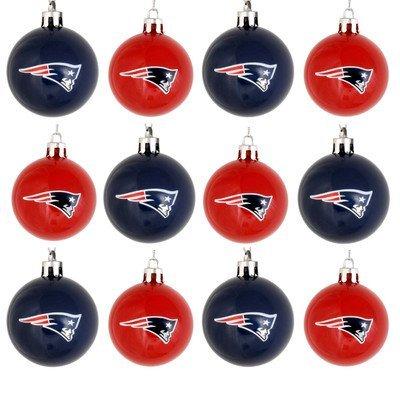 New England Patriots Christmas Ornament - 8