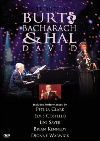 A Tribute to Burt Bacharach & Hal David by Image Entertainment