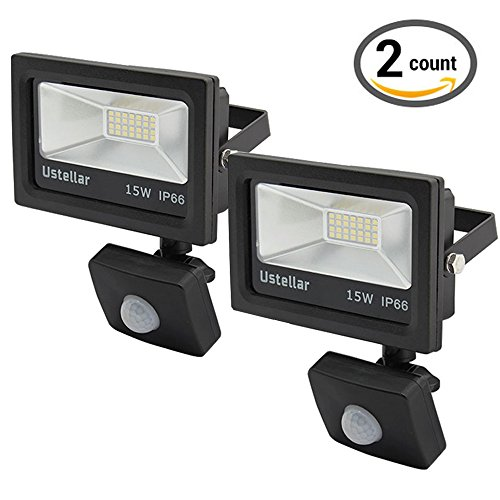 Led Outdoor Security Lights With Pir - 6