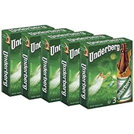 Underberg Natural Herb Bitters, 2-Ounce (Pack of 5) 1 Underberg Natural Herb Bitters, 2-Ounce (Pack of 5)