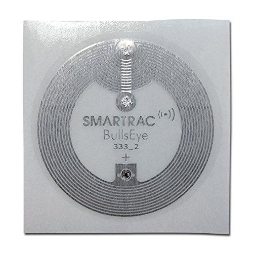 SMARTRAC 3002530 Clear Wet NFC Inlays BullsEye NXP NTAG210