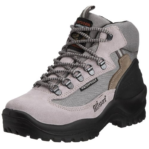 Shoes Pink Grisport Hiking Women's Wolf n4c4fX7