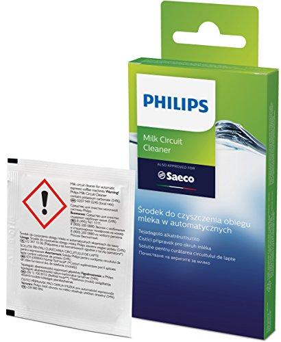 (Philips Coffee Machine Milk System Cleaner Pack 6 [CA6705/10])