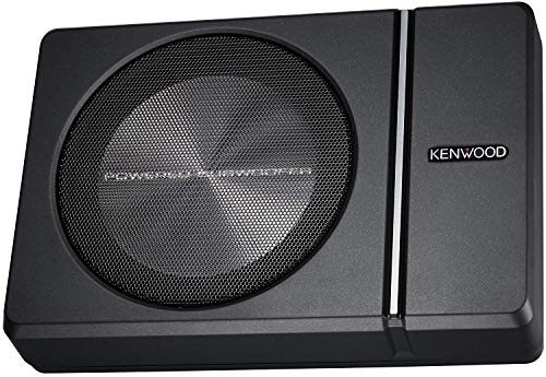 Kenwood Car Subs - Kenwood KSC-PSW8 250W Max (150W RMS) Single 8