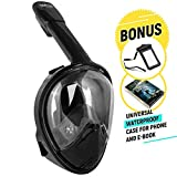 DIVELUX Snorkel Mask %2D Original Full F...