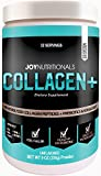 #9: Collagen+ Peptides Powder & Prebiotic Dietary Fiber Supplement - Grass-Fed, Non-GMO, Hydrolyzed and Gluten-Free, Natural Weight Loss Support, Collagen with Benefits! (9 Oz) - 32 Servings