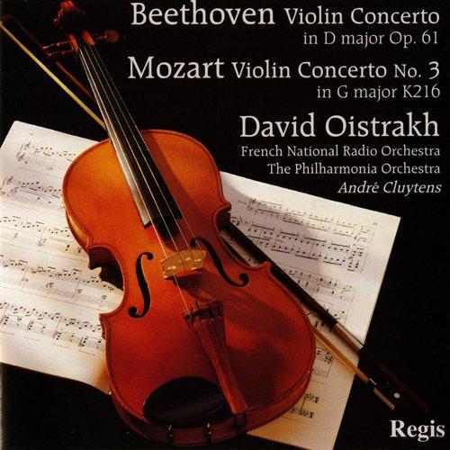 Beethoven & Mozart : Violin Concertos (Best Of Beethoven Violin)
