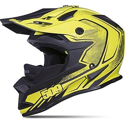 Image of 509 Altitude Helmet (X-Large, Neon Voltage) Helmets