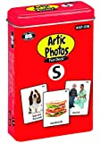 """Articulation Photos """"S"""" Sound Fun Deck Flash Cards - Revised with New Color Photos - Super Duper Publications Educational Learning Toy for Kids"""