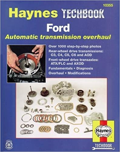 Ford Automatic Transmission Overhaul Haynes 9781563924248 Amazon. Ford Automatic Transmission Overhaul 2nd Edition. Ford. Ford Diagram Axod Transmissionwarles At Scoala.co