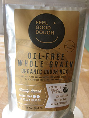 Feel Good Dough is simply THE BEST Pizza, Pretzel and Bread Dough you will ever taste!