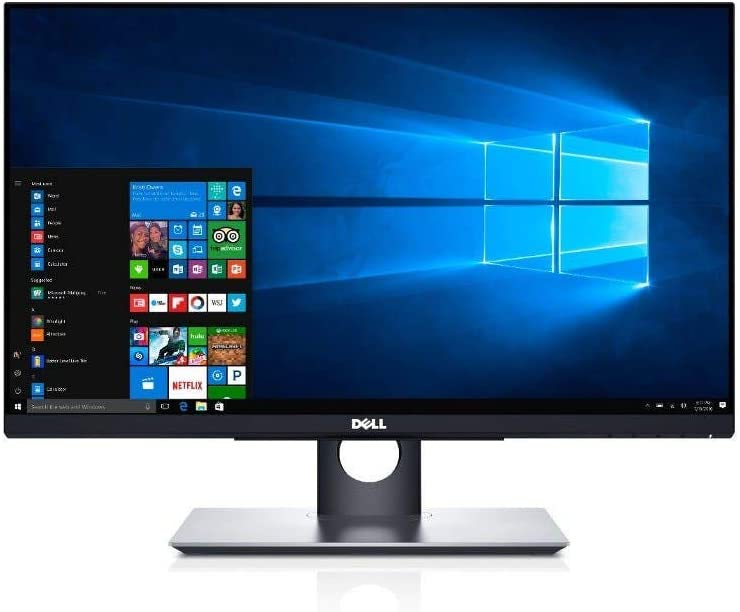 "Dell P2418HT 23.8"" Touch Monitor - 1920X1080 LED-LIT, Black"