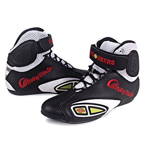 Womens Motorcycle Shoes - 7