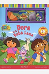 Dora et le bébé lama Board book